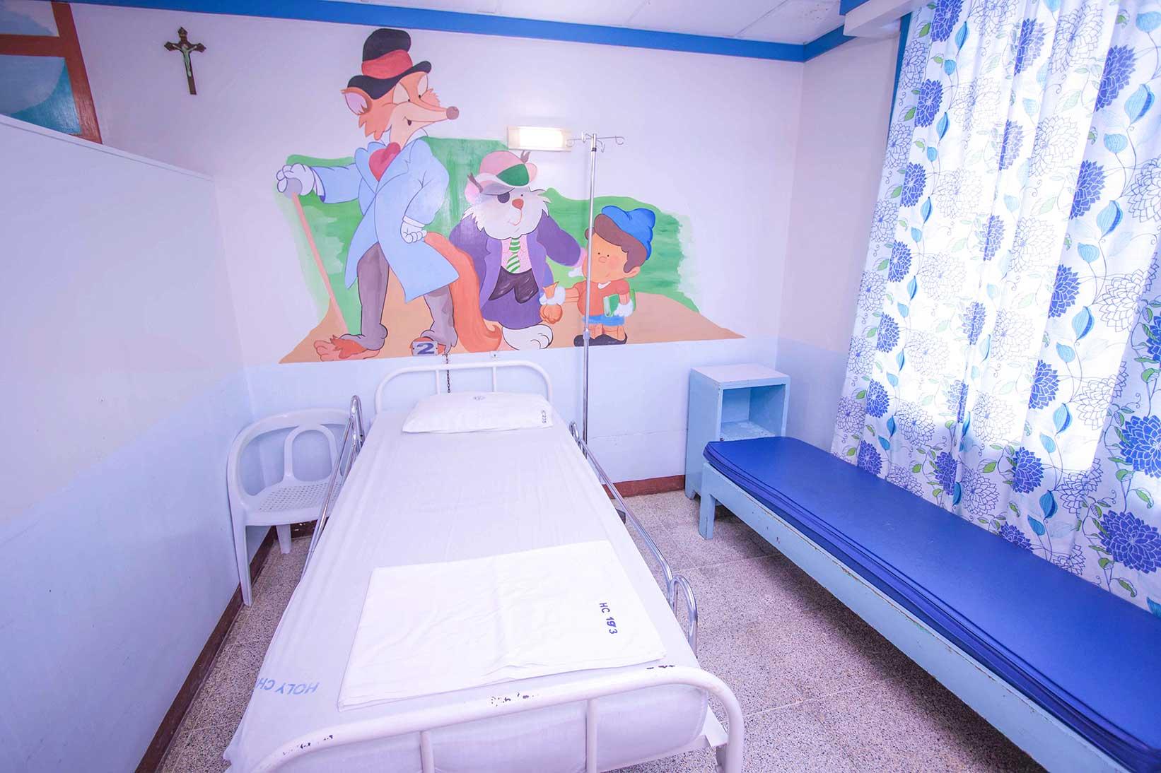 San Pedro Hospital of Davao City, Inc. | Accommodation